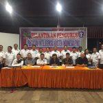 Denny Lolong Nahkodai PIKI Minahasa Utara Periode 2019-2024