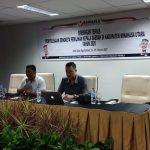 Bawaslu Minut Persiapkan Penanganan Sengketa Pemilu Pada Panwaslu Kecamatan