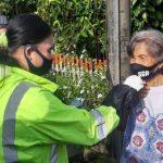 Beri Bantuan di Kecamatan Dimembe, SGR : Berbagi Adalah Salah Satu Cara Untuk Bersyukur