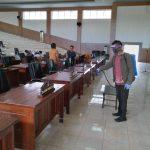 Sekertariat DPRD Minsel, Matangkan Persiapan dalam Rangka HUT RI Ke- 75